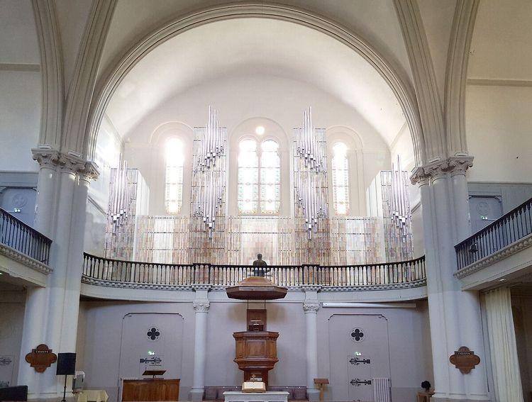orgue du temple de la rue maguelone