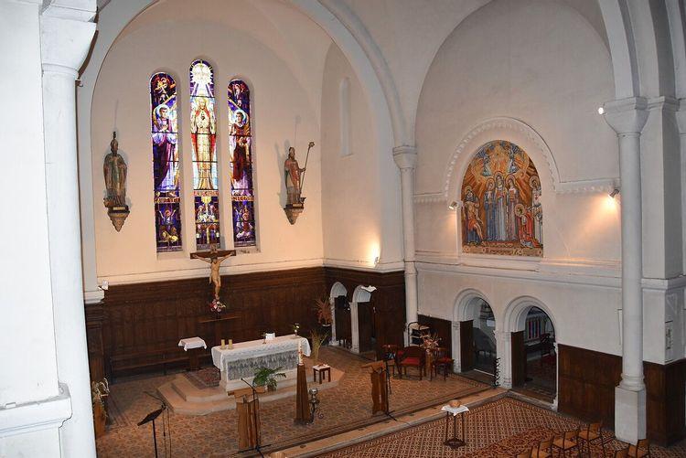 Restauration du mobilier de l'église de Blénod-lès-Pont-à-Mousson