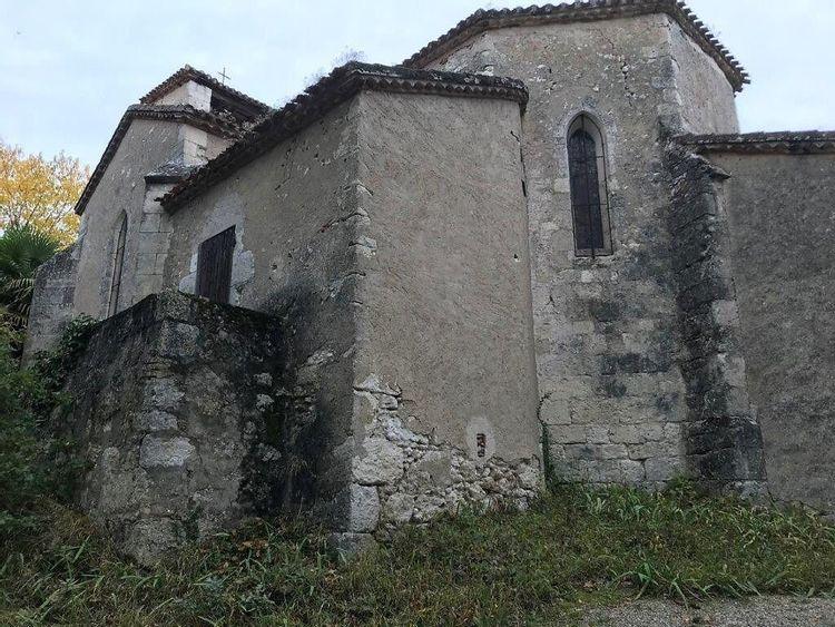 eglise saint-pierre-ès-liens de doumillac