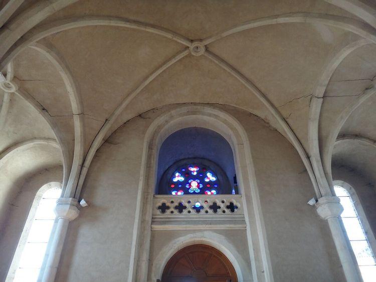 Eglise Saint-Mansuy de Sexey-aux-Forges en Meurthe-et-Moselle