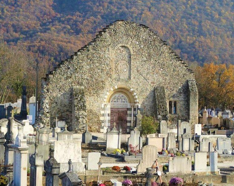 Église prieurale Notre-Dame de Vizille en Isère
