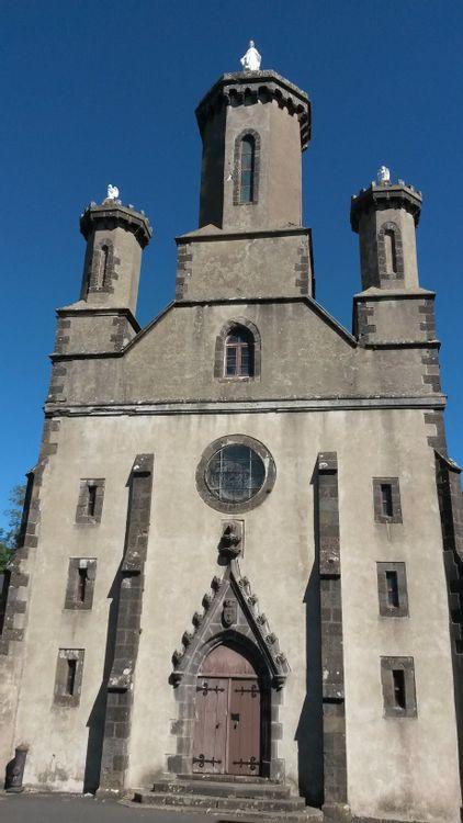 Chapelle ND de Salers