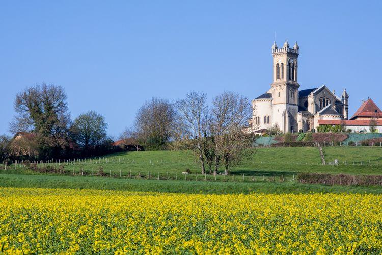 Eglise de Chabons en Isère