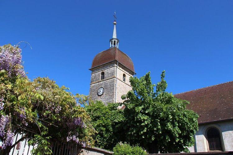 Eglise Saint Martin de Mantoche