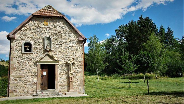 Chapelle Sainte-Anne d'Erching-Guiderkirch en Moselle