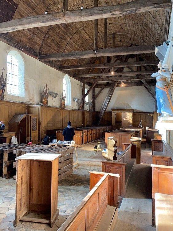 Eglise de Serazereux