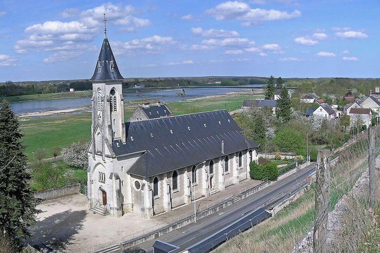 Orgue de l'église St Nicolas de Chaumont sur Loire