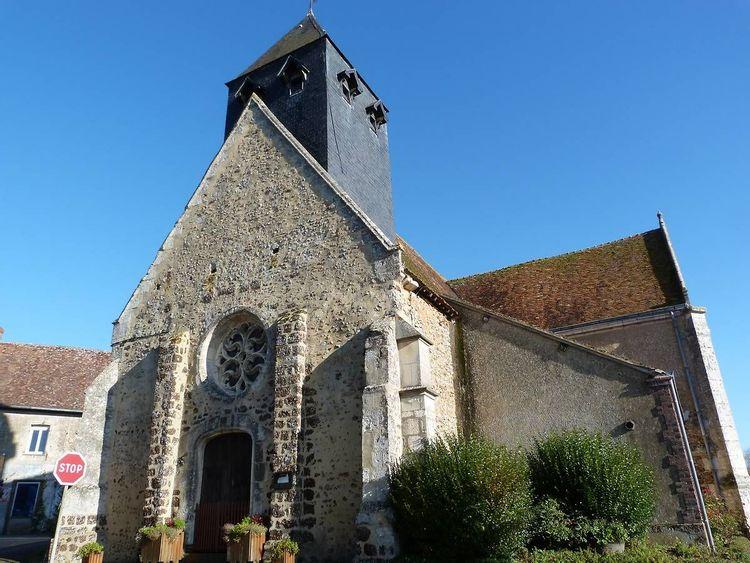 Eglise Saint Jean-Baptiste de Luigny