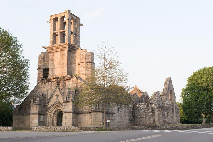 Église Saint-Jacques de Lambour à Pont-l'Abbé