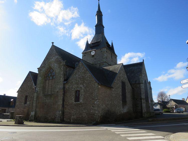photo de l'église