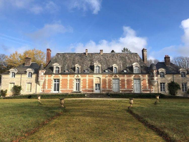 Château du Tertre-Sérigny-Belforêt-en-Perche