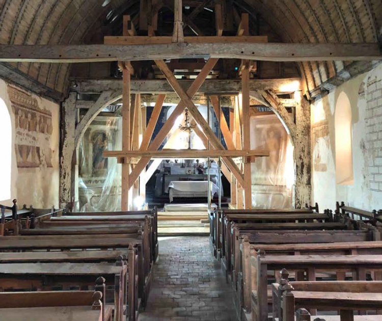 L'église de Sainte-Marguerite-en-Ouche (Mesnil-en-Ouche)