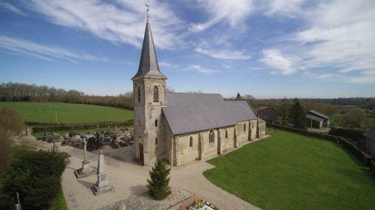 L'église de Saint-Pierre-des-Ifs