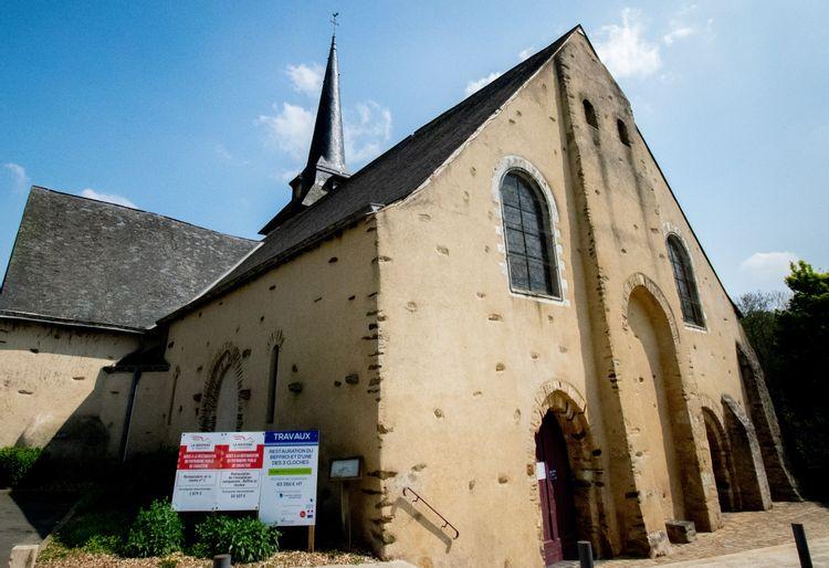 église d'azé