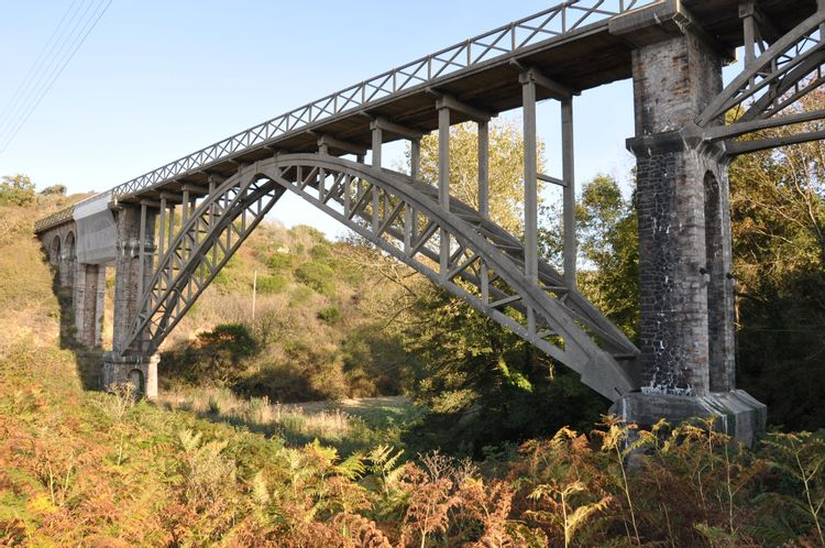 Viaduc de Caroual à Erquy