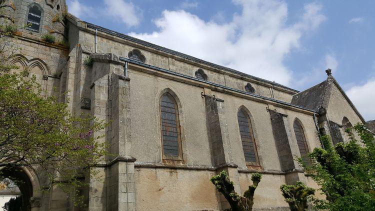 Église de Saint-Sulpice-les-Feuilles