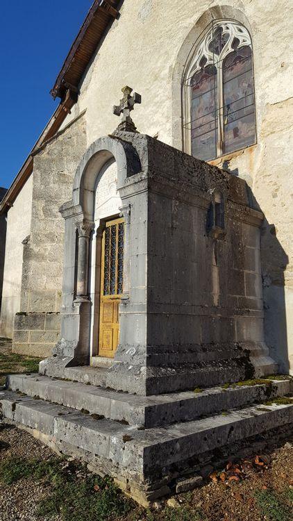 Eglise de Bouze-les-Beaune