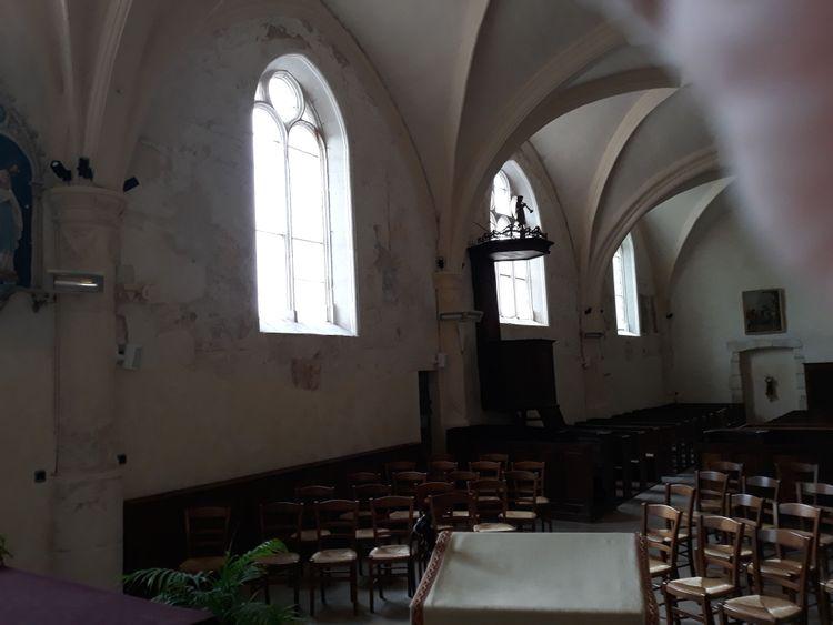 Eglise de Chemilly sur Yonne