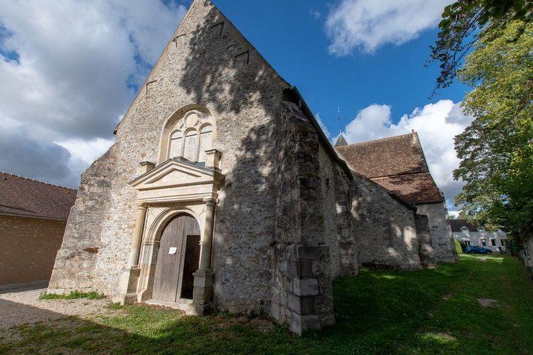 Eglise Sainte-Osmanne de Féricy