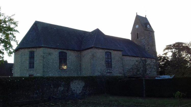 Église Saint Pierre de Dompierre