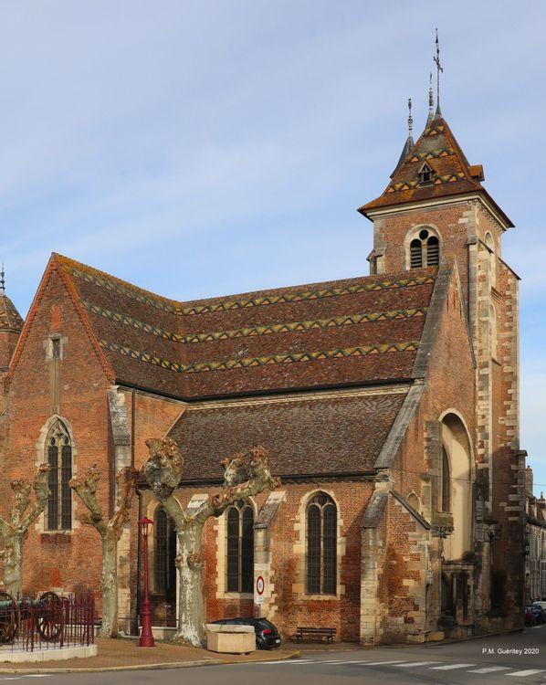 Eglise de Saint Jean de Losne