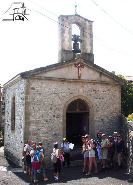 Chapelle de Lavelle à Saint-Vincent en 2012