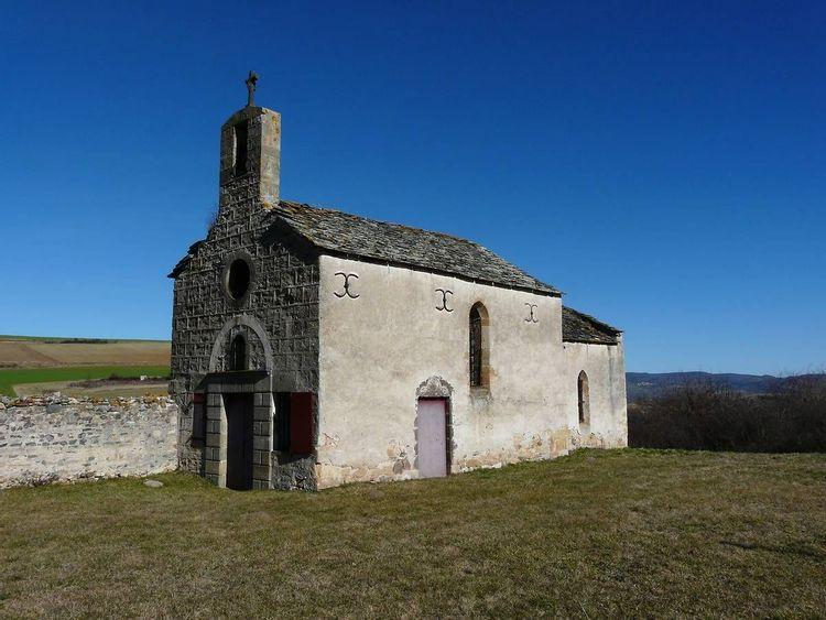chapelle d'anciat à champeix