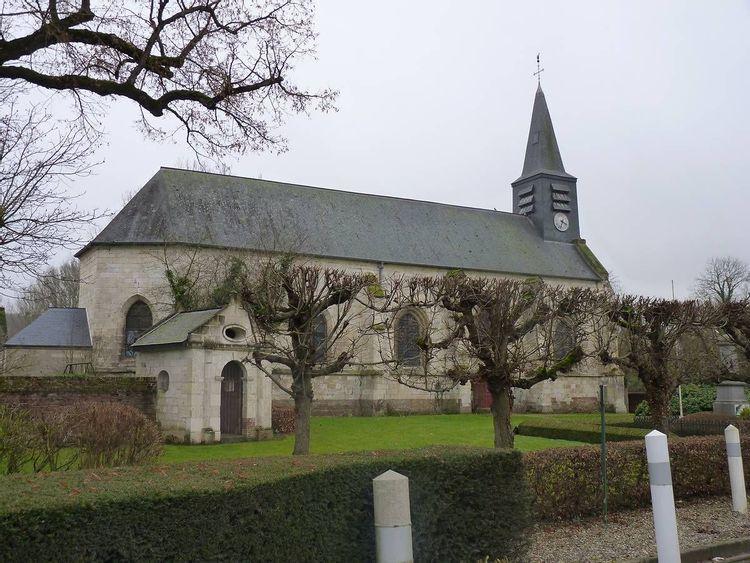 Eglise Saint-Pierre de Frémontiers