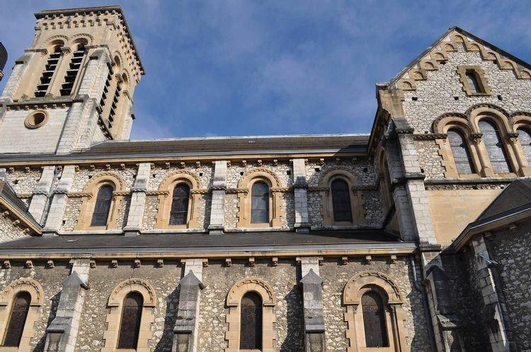 Eglise de Moirans en Isère