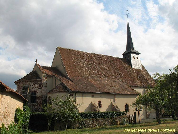 Eglise Saint-Guy de Saint-Vitte