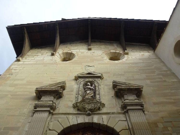 Chapelle de la Visitation Sainte-Marie à Crest dans la Drôme