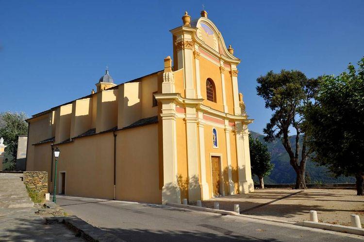 Eglise Saint-Pantaléon de Barrettali
