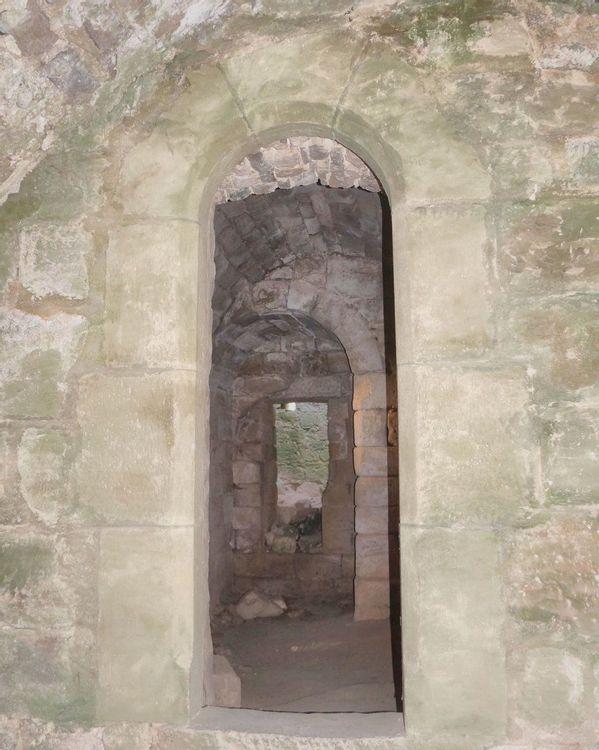 Commanderie des Templiers de Vaour dans le Tarn
