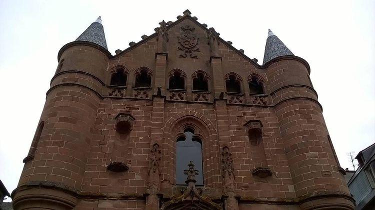 Ancienne église Saint-Jean d'Espalion