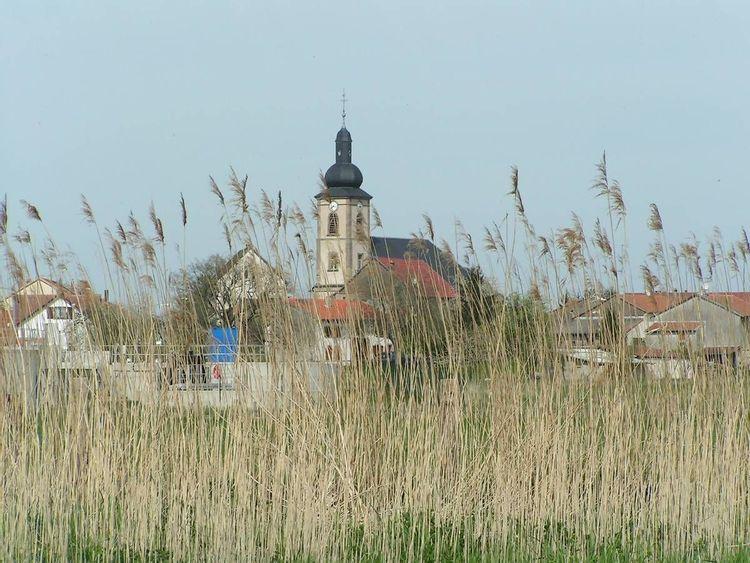 Eglise Saint Barthélémy de Lening en Moselle