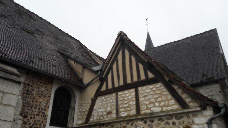 L'église de Saint-Pierre-du-Vauvray