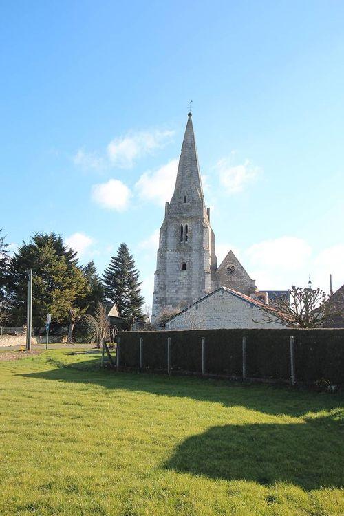 Eglise Saint-Hilaire de Lémeré