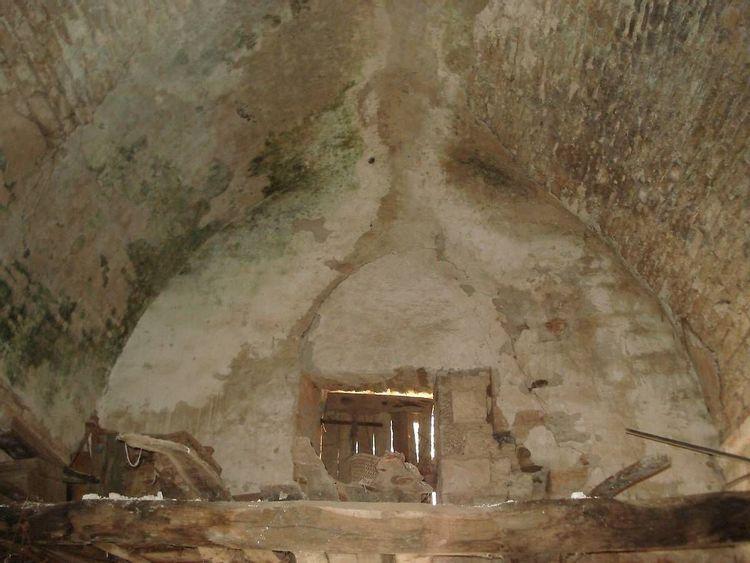 Chapelle des Alix à Rocamadour