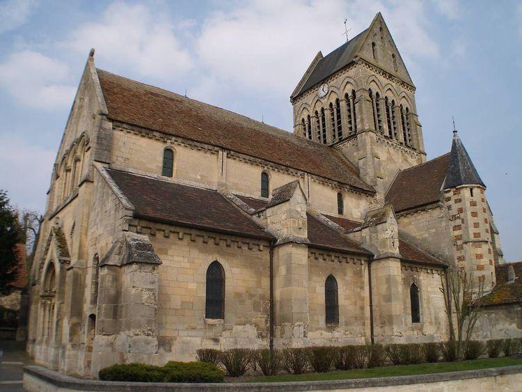 Eglise de la Sainte-Trinité de Choisy-au-Bac