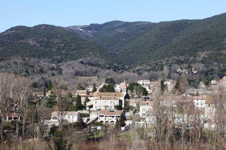 Eglise de Saint Laurent du Pape en Ardèche