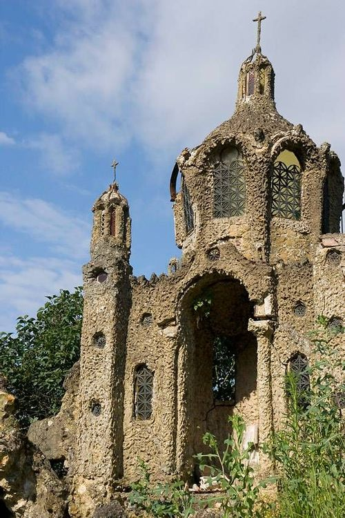 Jardin de rocaille de Saint-Cyr-au-Mont-d'Or