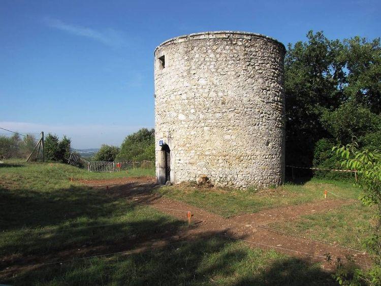 Moulin de Beauvert à Donzère