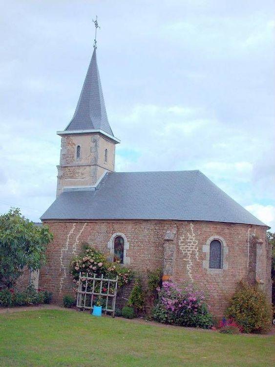 Chapelle Saint-Mathieu à Lassay-les-Châteaux
