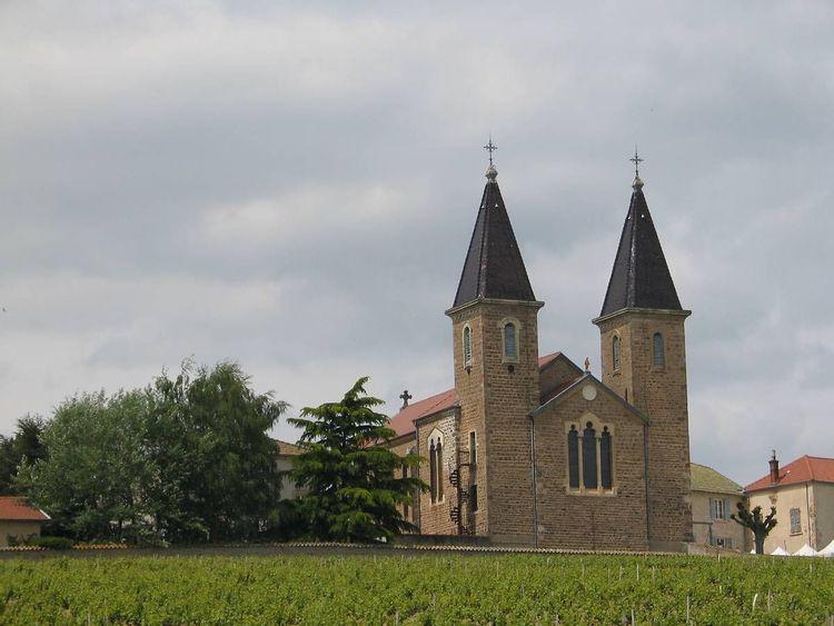 Eglise de Saint-Joseph de Villié-Morgon