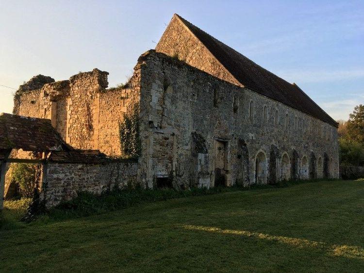 Abbaye de Saint-André-en-Gouffern à La Hoguette