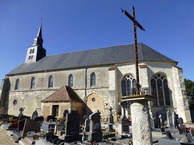 Eglise Saint-Georges de Villeneuve-sur-Fère