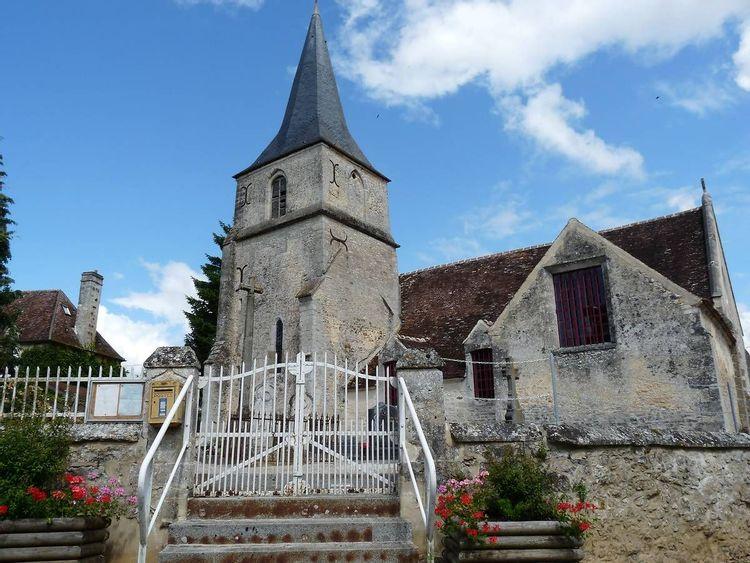 L'église Saint-Brice de Loucé