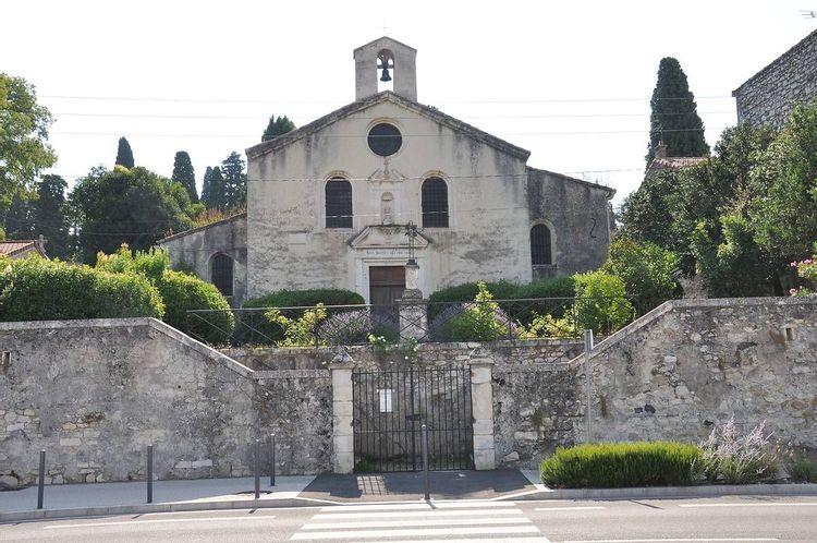 Chapelle Notre-Dame-de-la-Rose à Montélimar