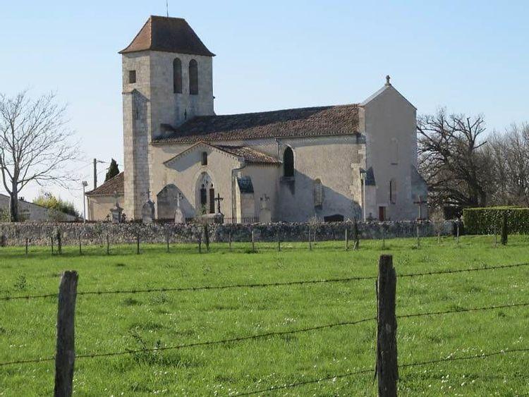eglise saint-jean-baptiste de cameyrac