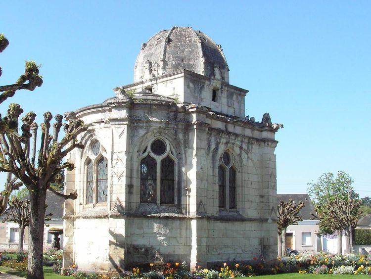 Chapelle de Seigne de Bléré en Indre-et-Loire